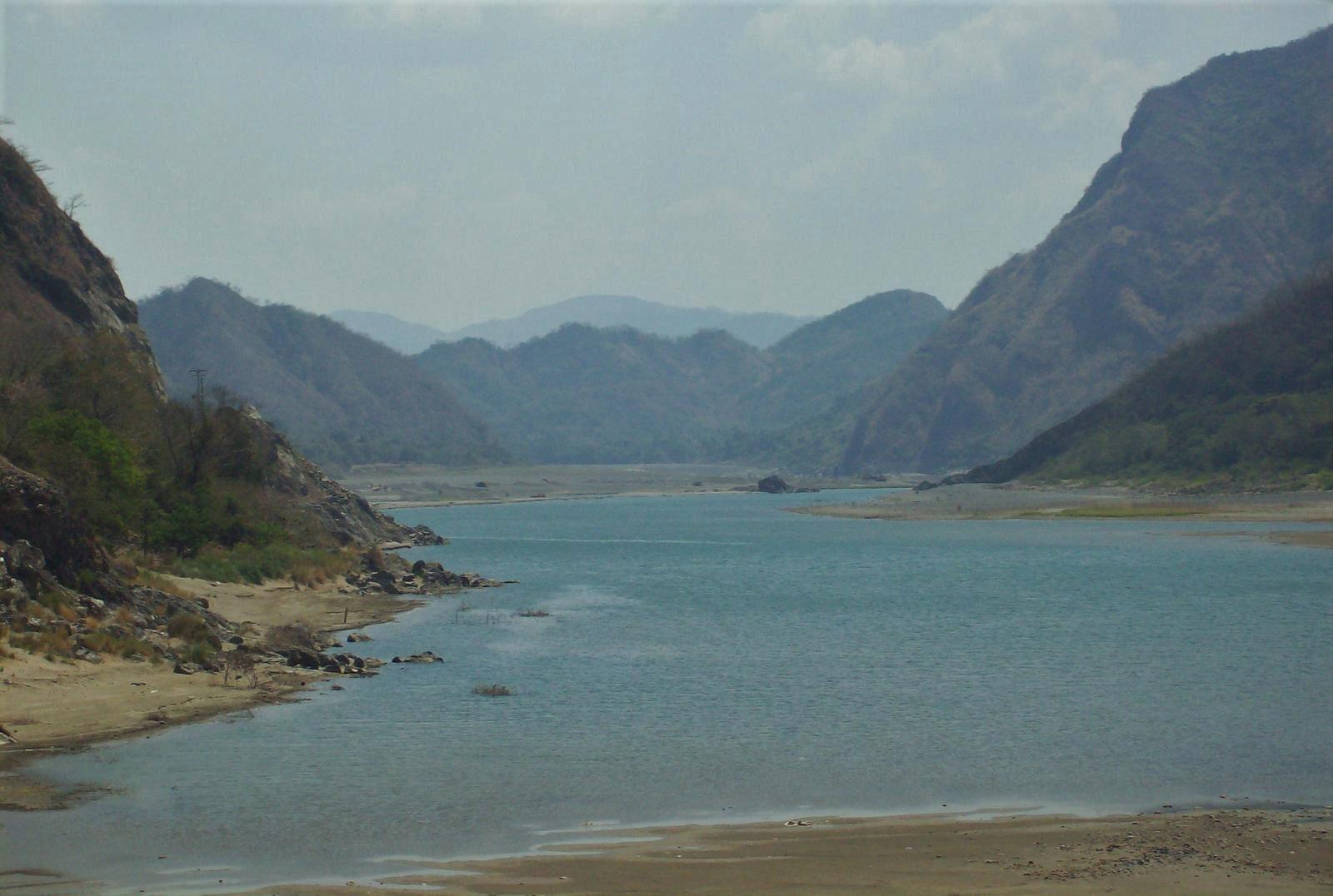Fluss Abra auf Luzon