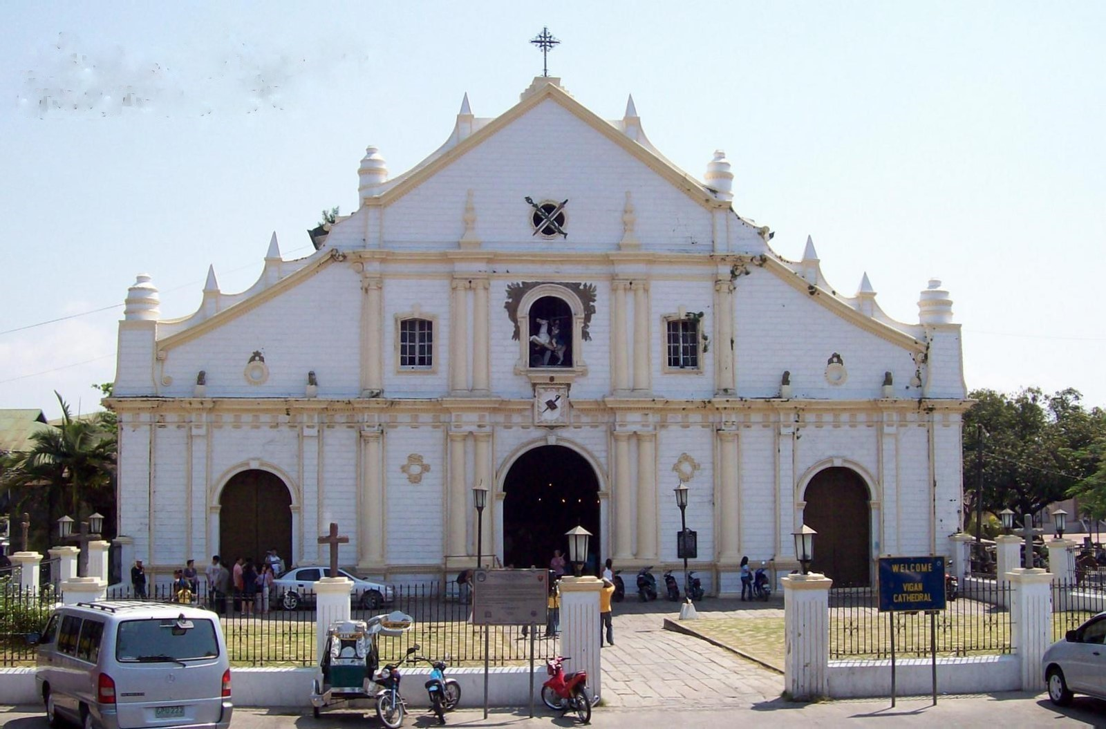 Kathedrale St. Paul in Vigan - Luzon