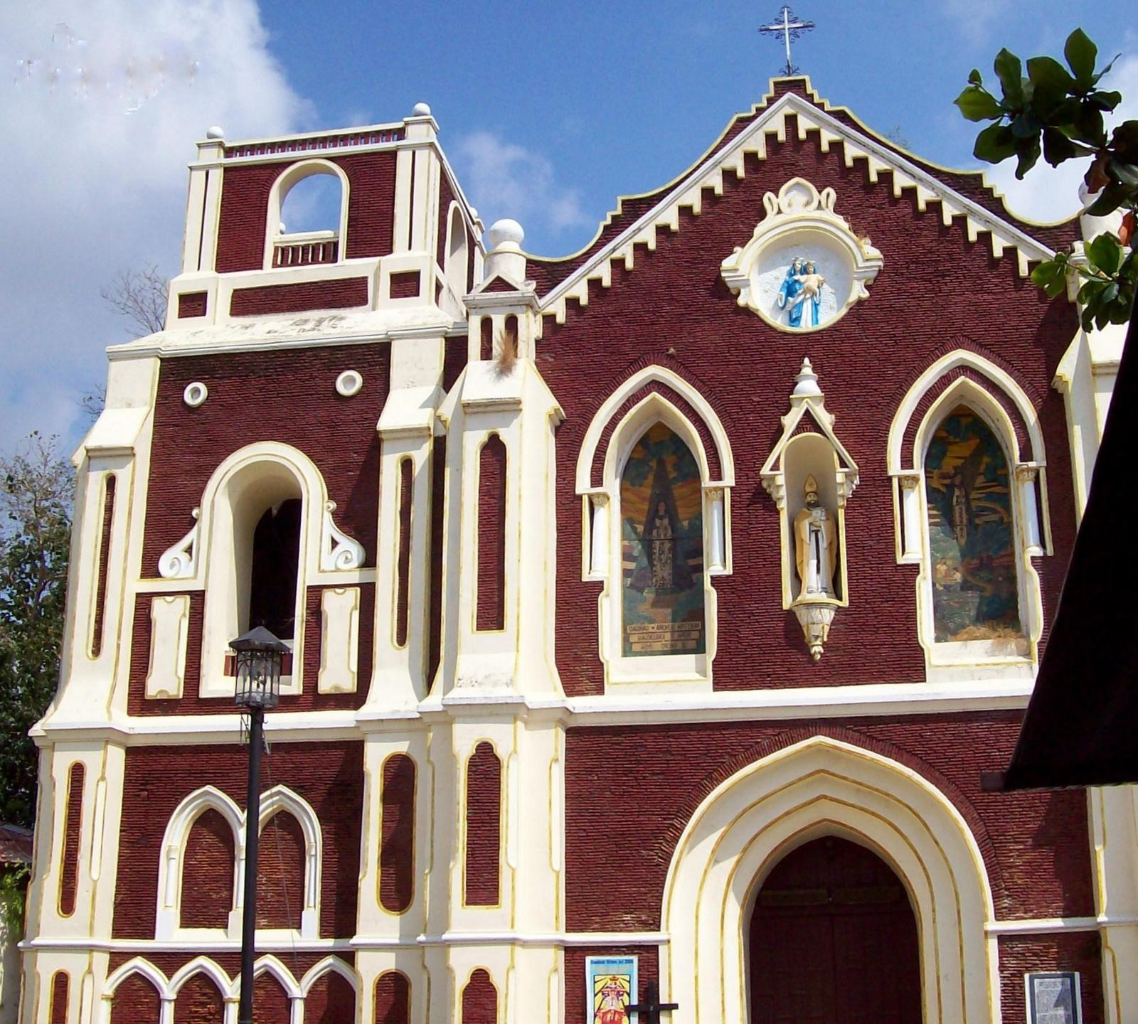 St. Augustin in Bantay - Luzon