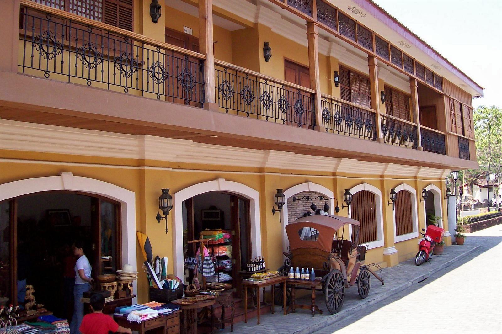 Altstadt von Vigan - Luzon