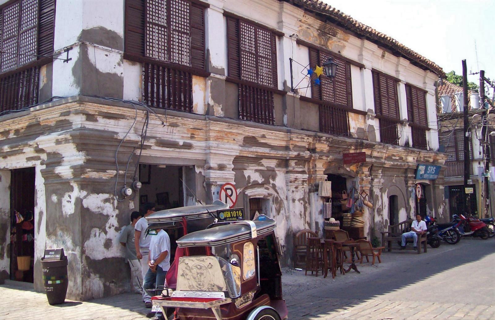 In der Altstadt von Vigan - Luzon