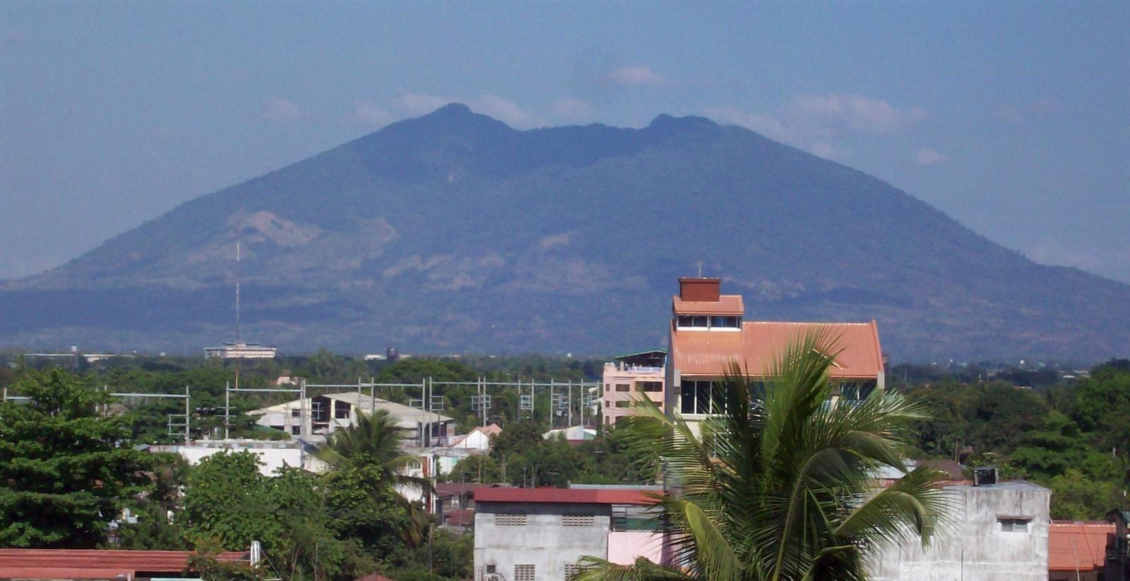 Vulkan Pinatubo - Luzon