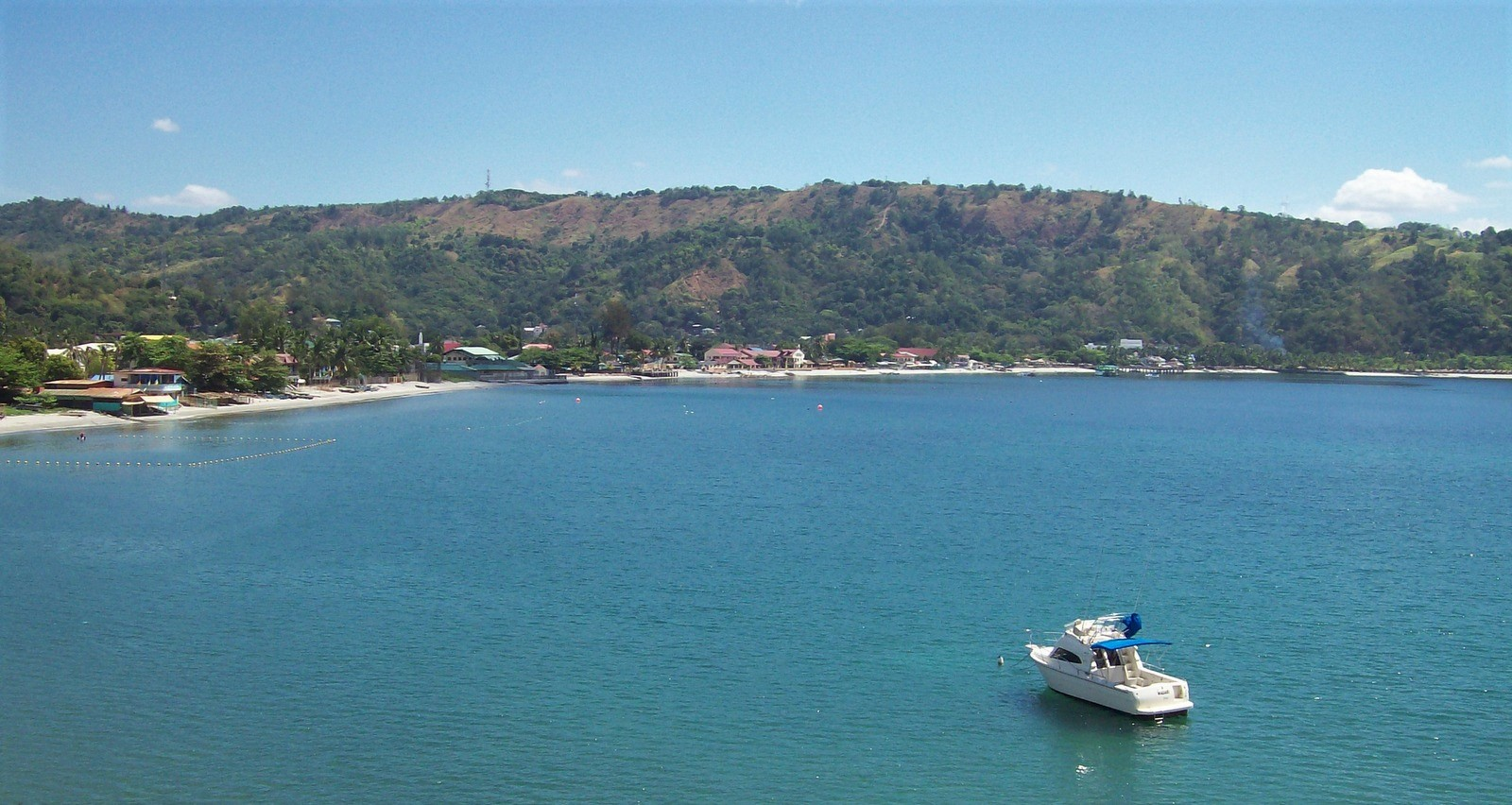 Subic Bay auf Luzon