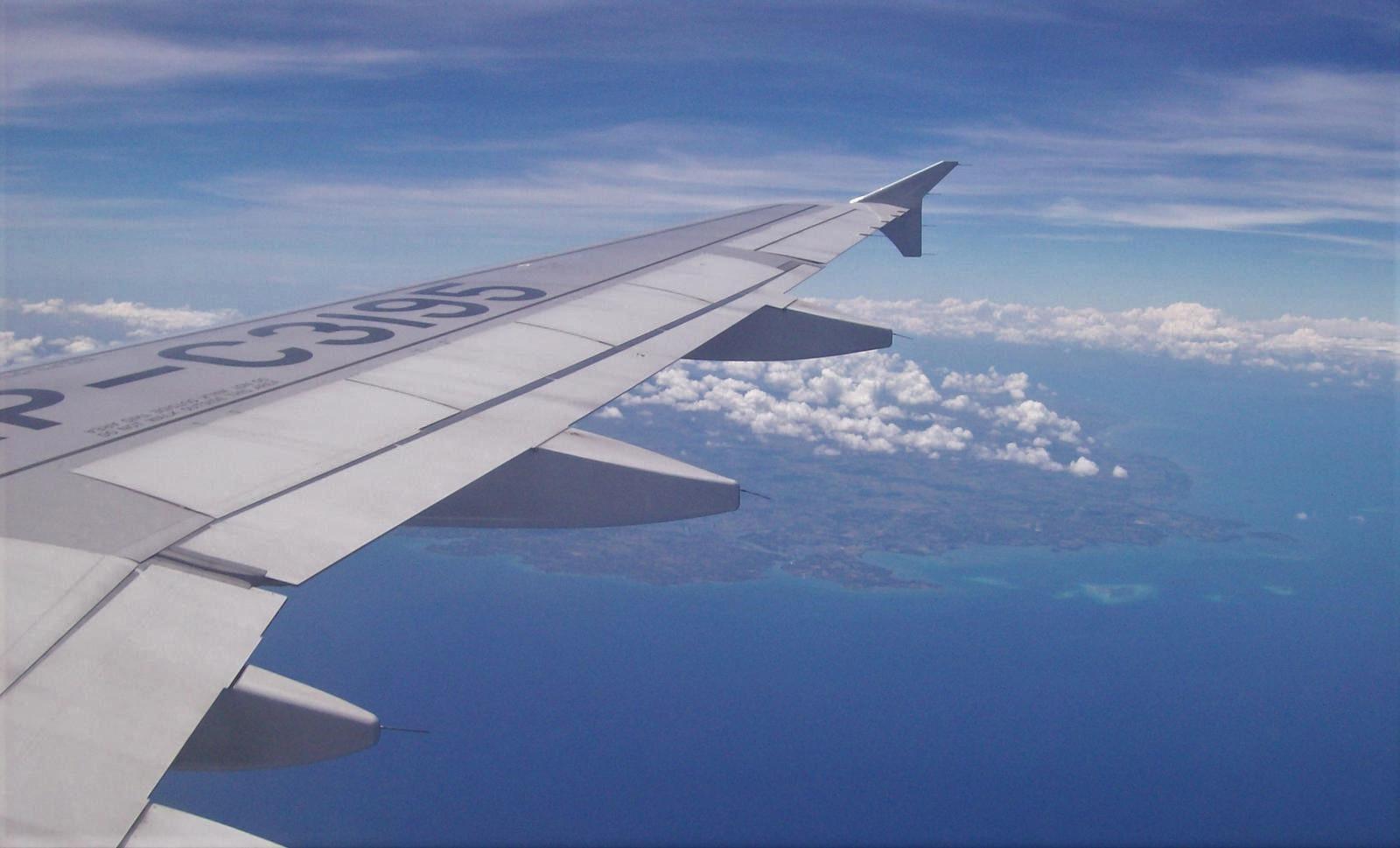 Flug Manila - Bohol