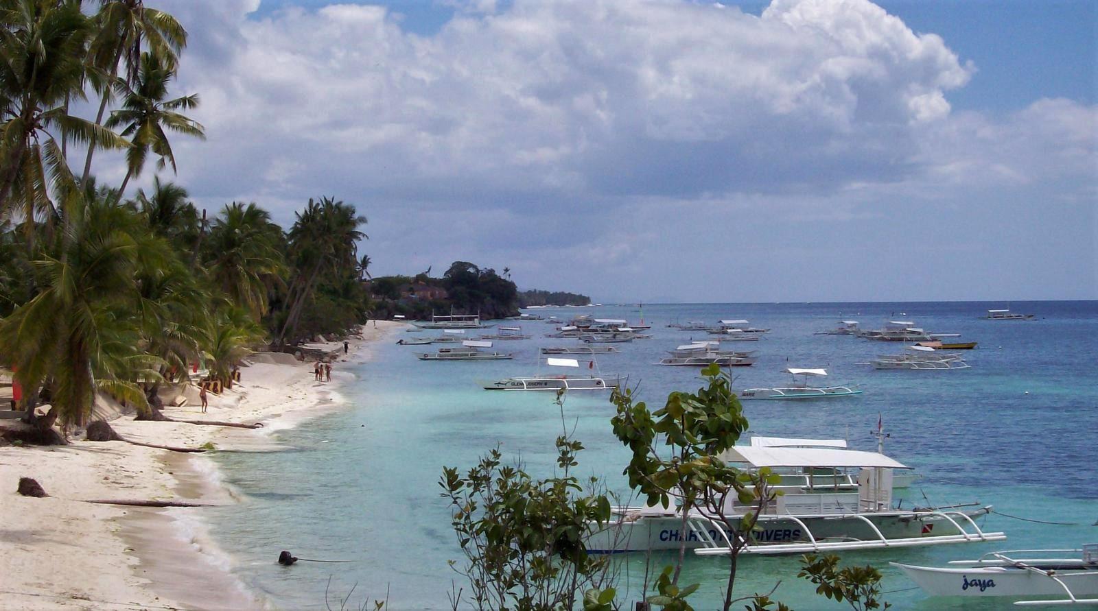 Alona Beach - Panglao - Provinz Bohol