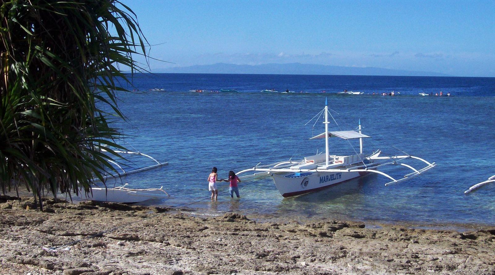 Insel Balicasag - Provinz Bohol