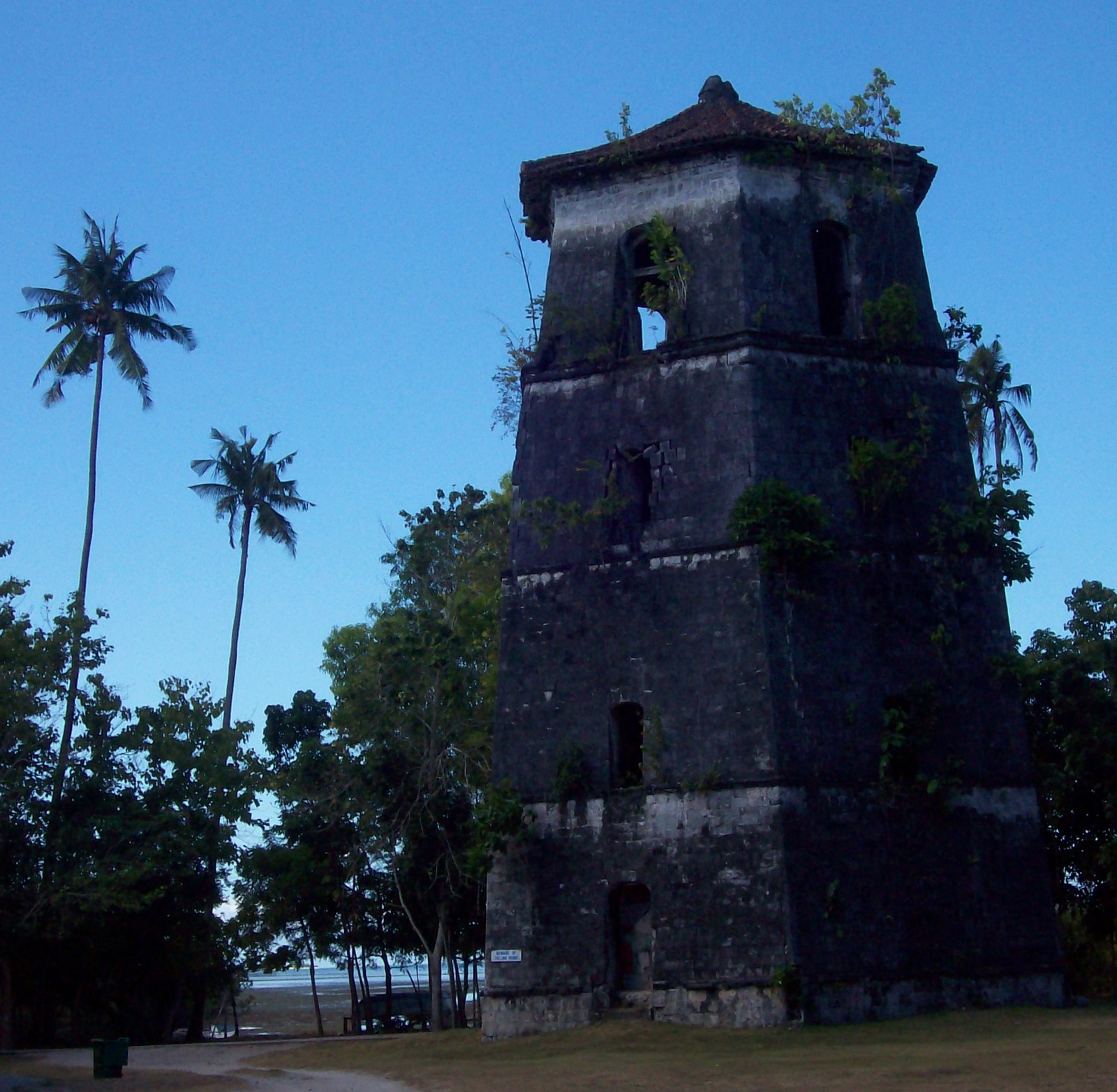 Panglao Watchtower - Provinz Bohol