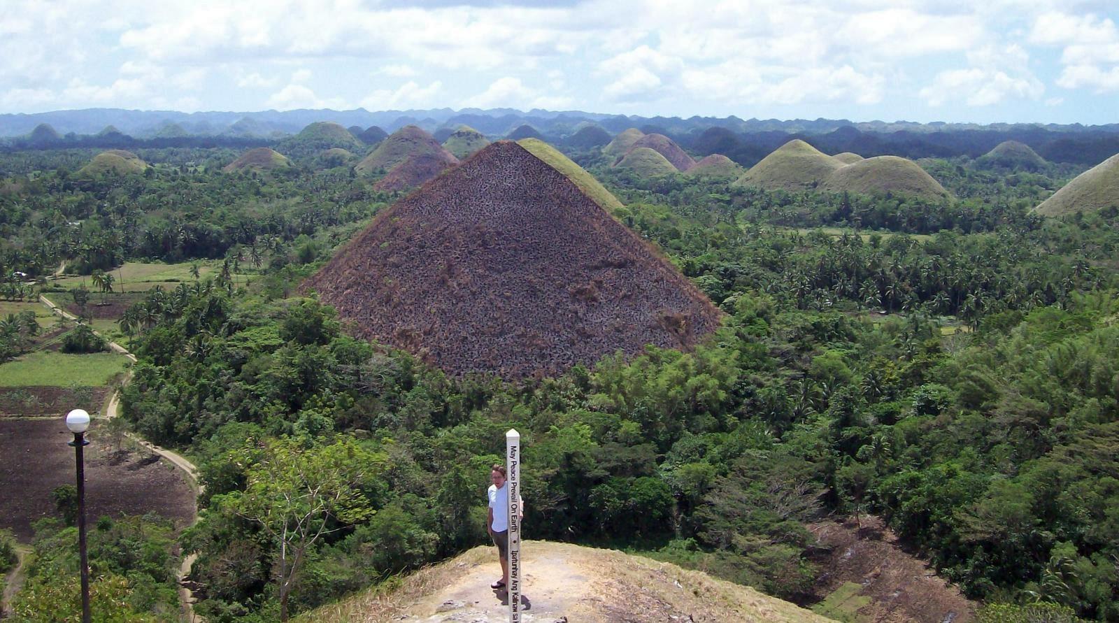 Chocolate Hill - Bohol