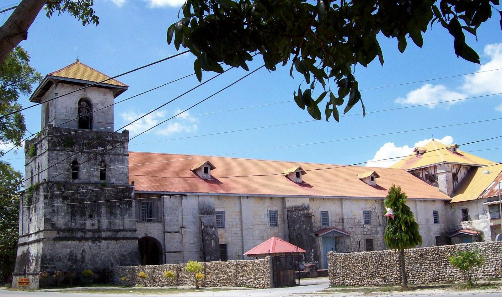 Baclayon Church - Bohol