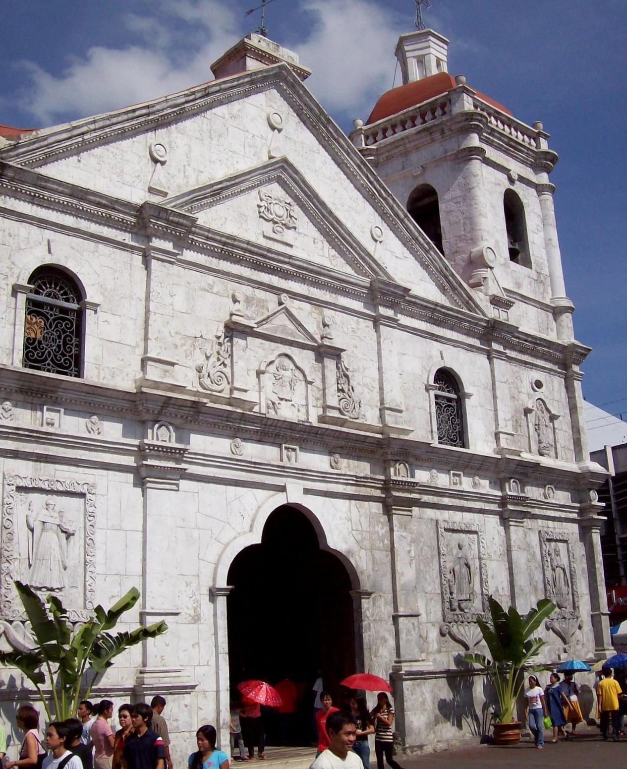 Basilica Minore del Santo Niño auf Cebu