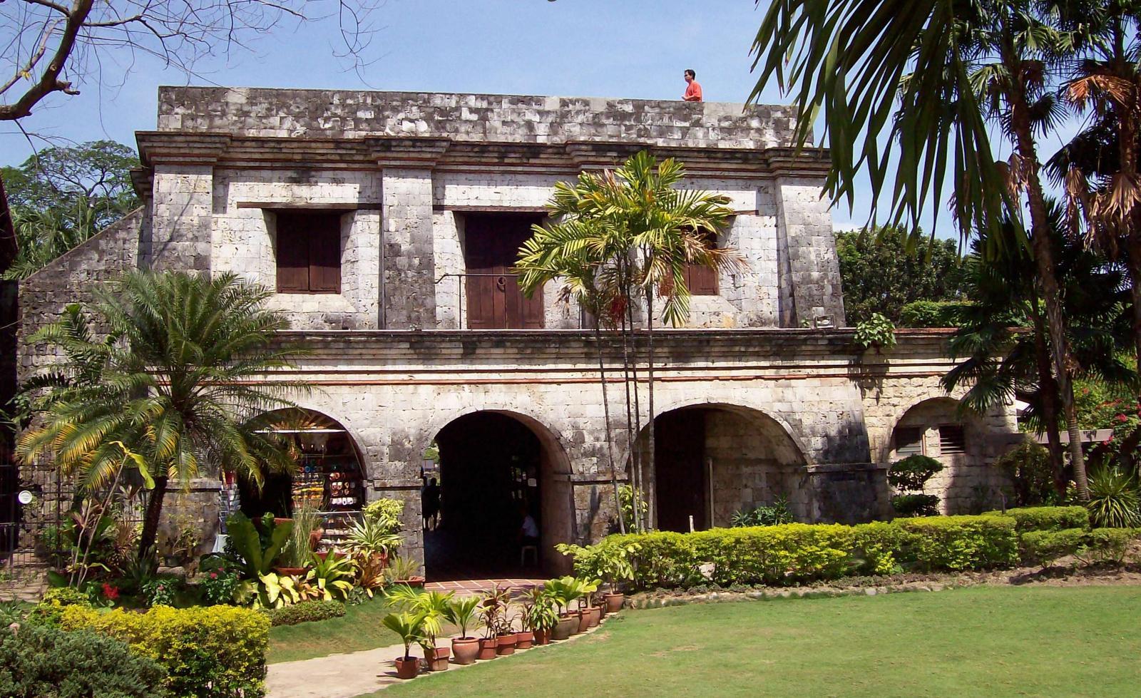 Fuerza des San Pedro auf Cebu