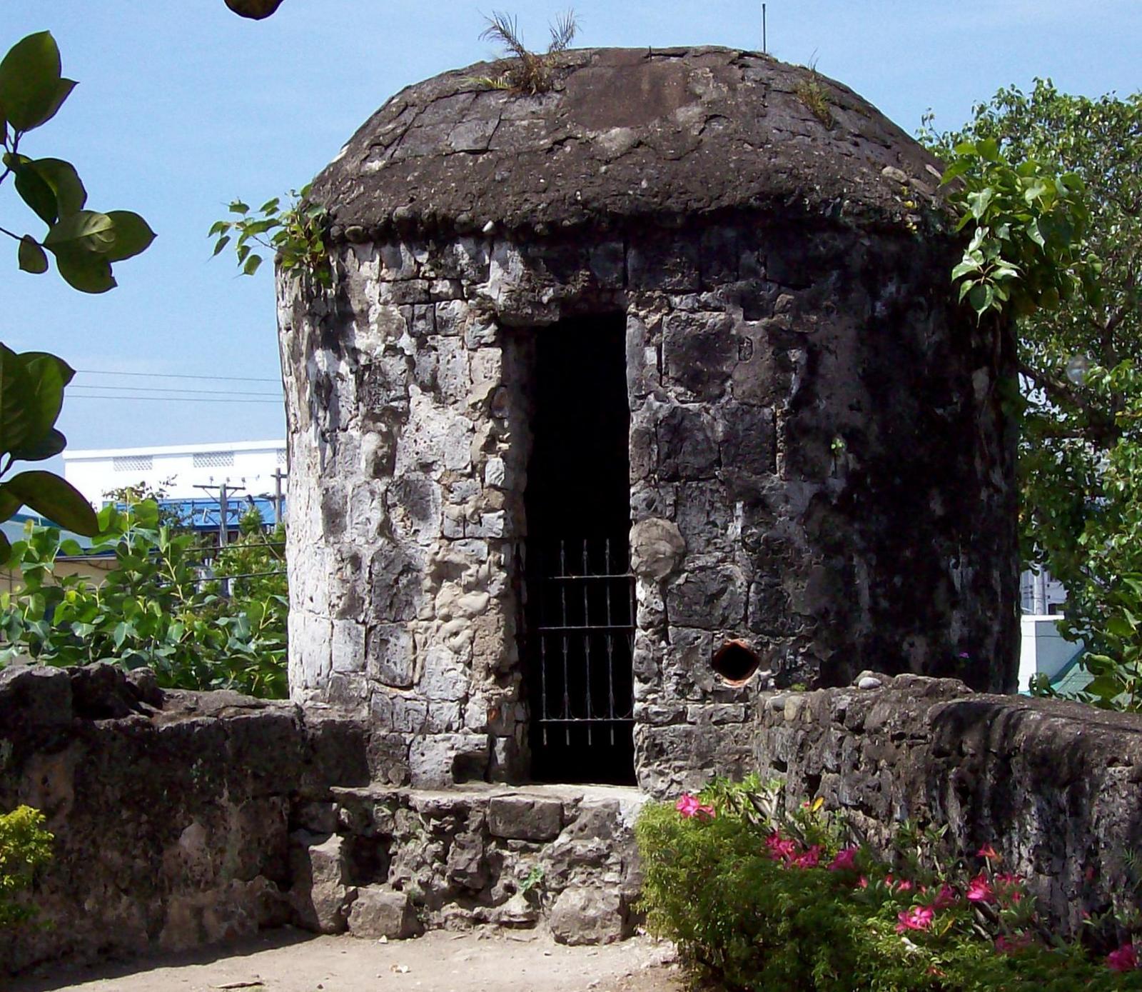 Fuerza de San Pedro auf Cebu