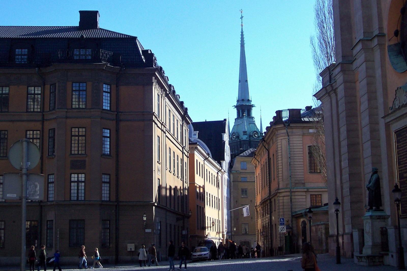 Deutsche Kirche Stockholm