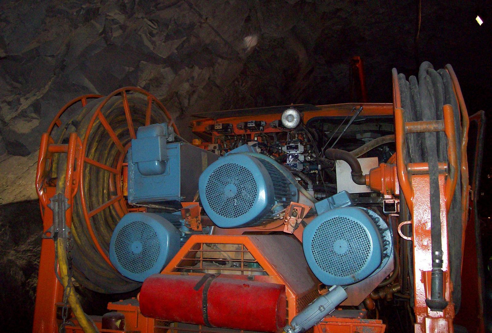 LKAB-Bergwerk in Kiruna - Lappland