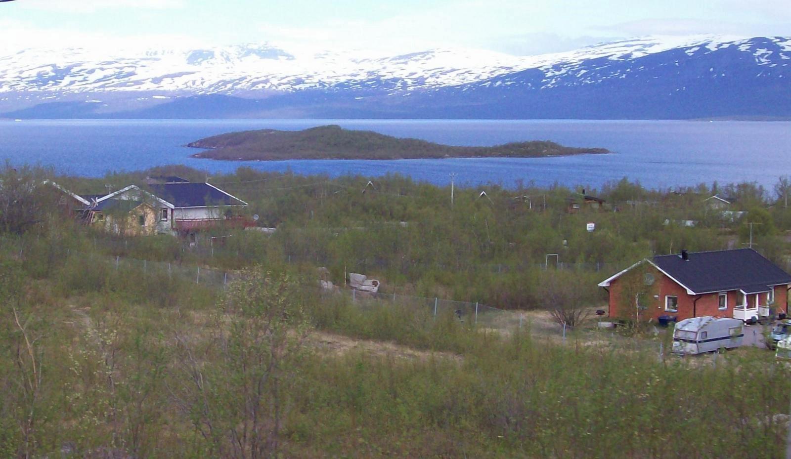 Torneträsk - Lappland