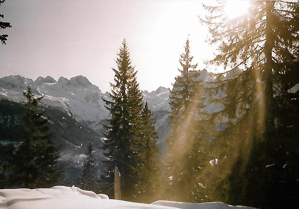 Skigebiet Gosau