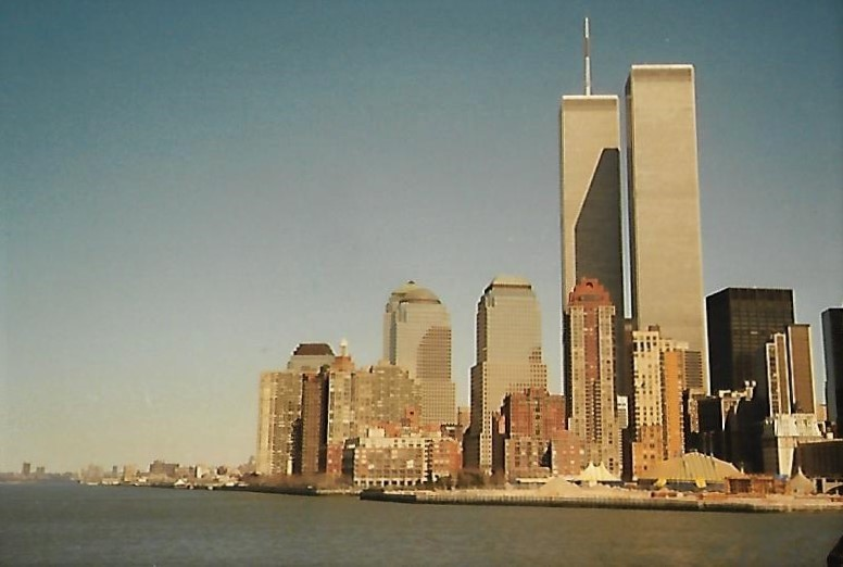 Twin Towers - World Trade Center 1995