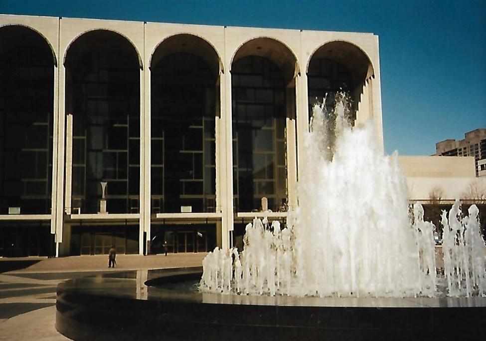 Metropolitan Opera - New York