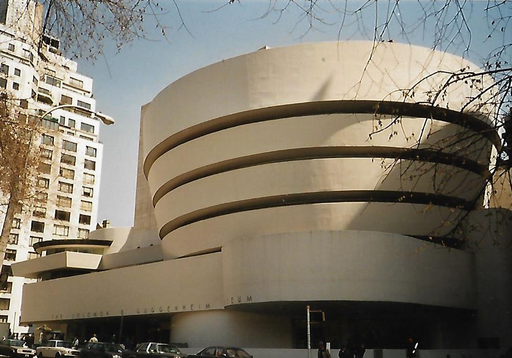 Guggenheim-Museum New York City