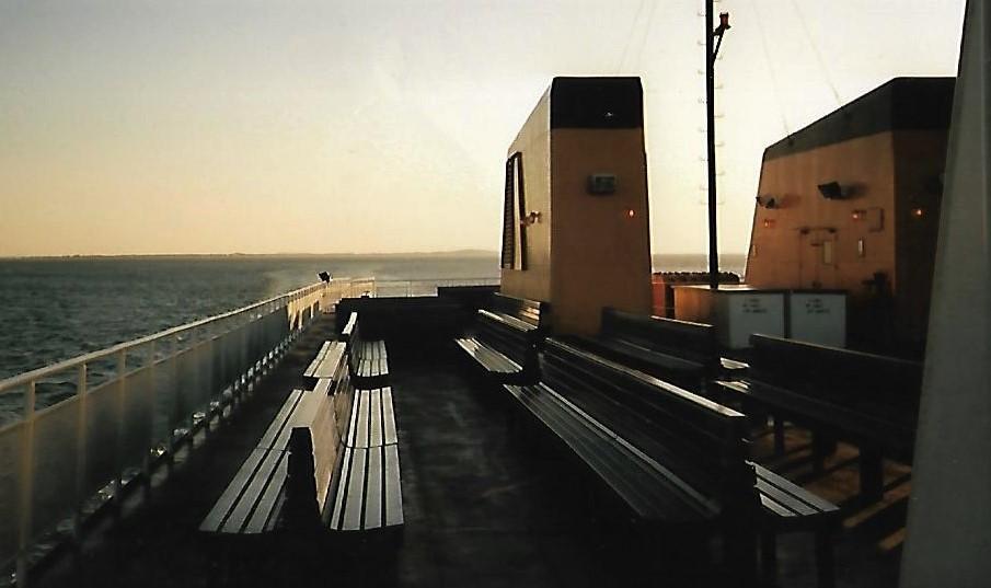 Crosssound Ferry M.V. Cape Henlopen