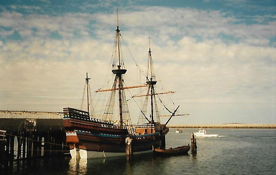 Mayflower - Plymouth MA - Neuengland