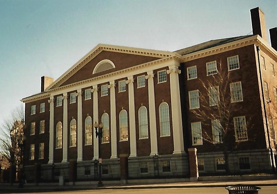 Harvard University - Cambridge MA - Neuengland