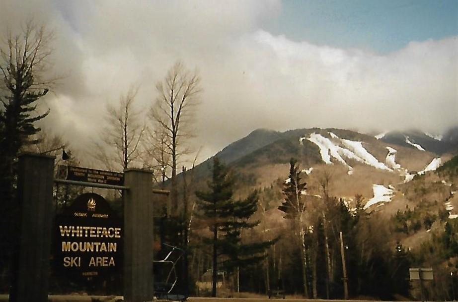 Skigebiet White Face Mountain New York - auf dem Weg nach Toronto