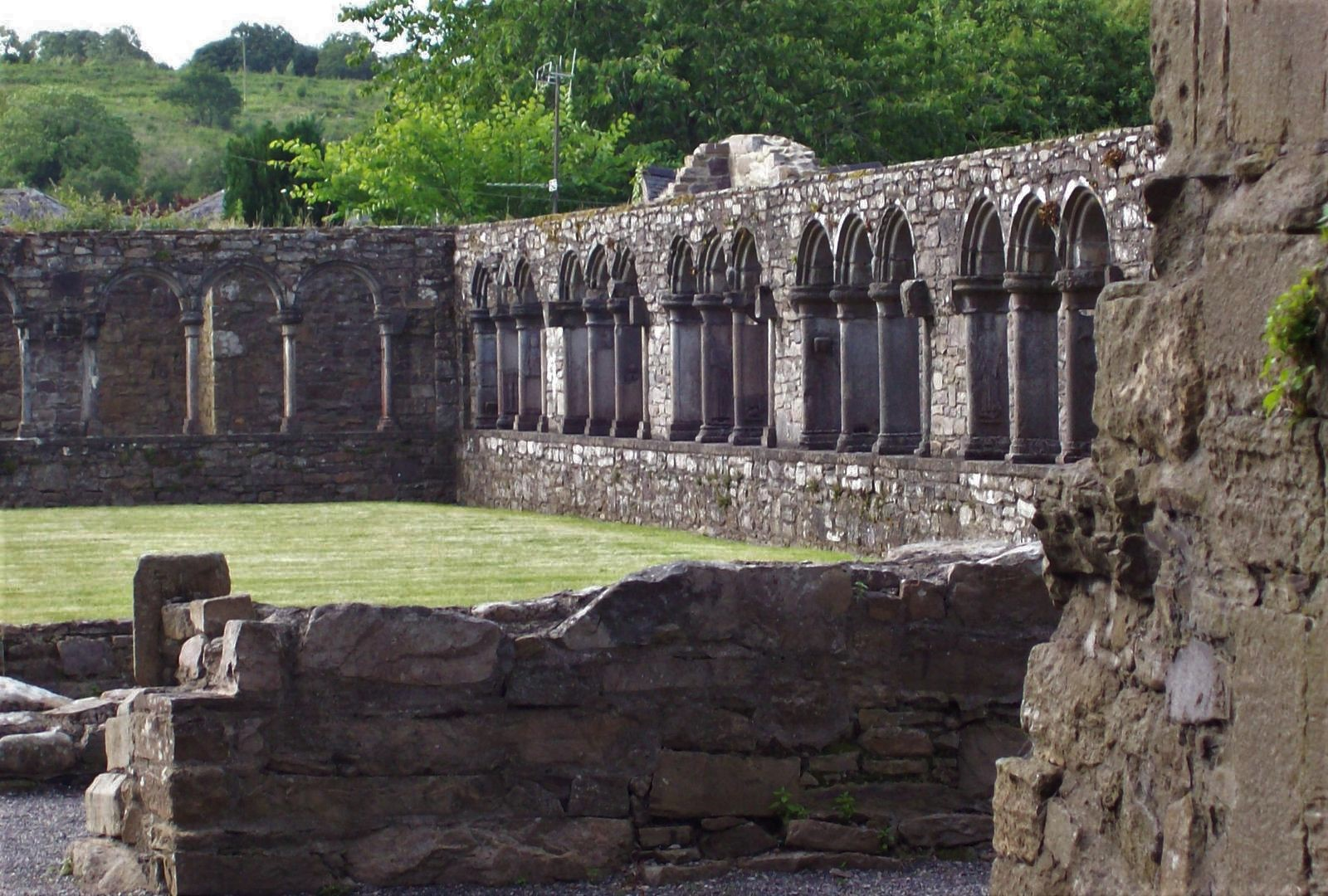 Jerpoint Abbey - Irland