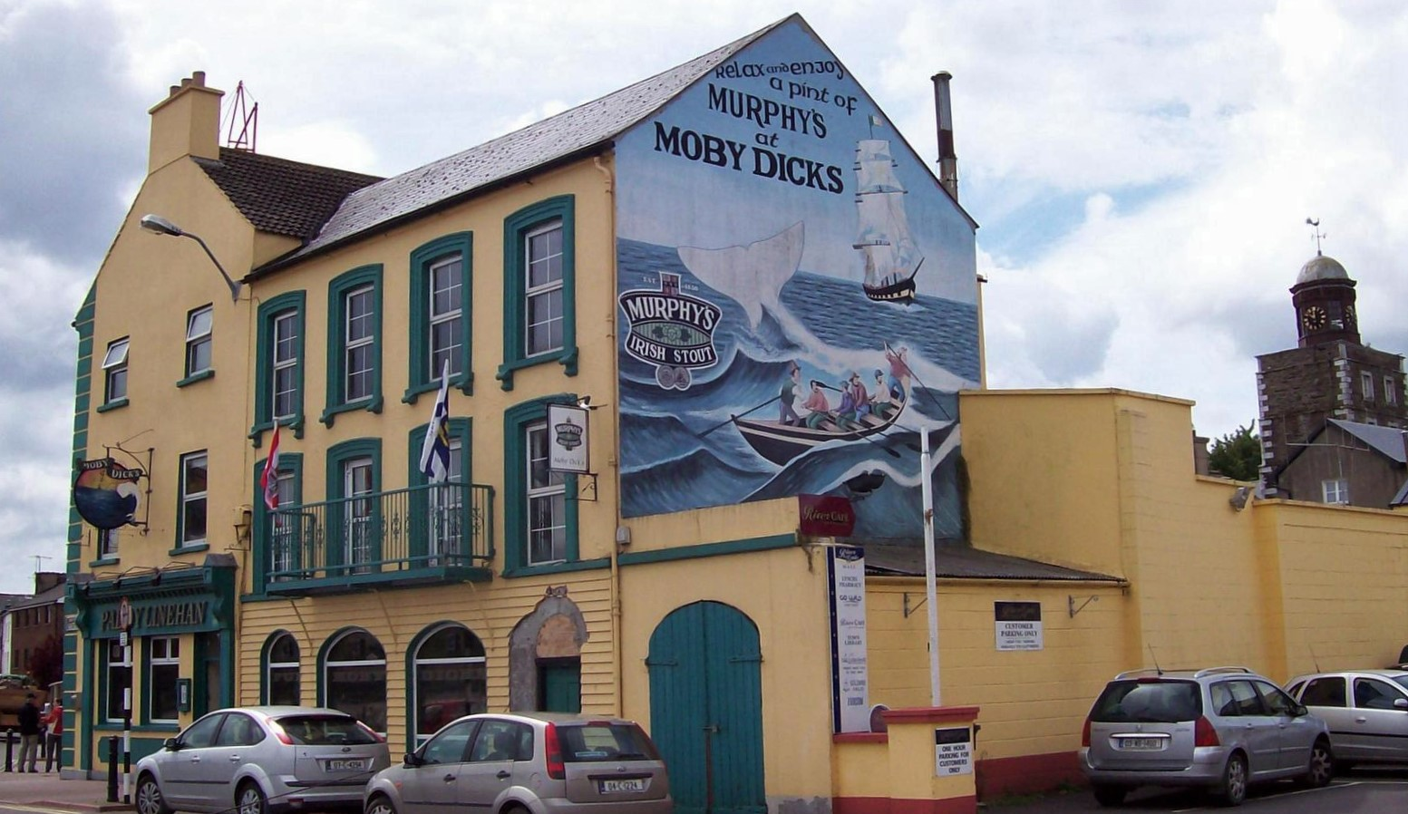 Moby Dick`s Pub - Youghal