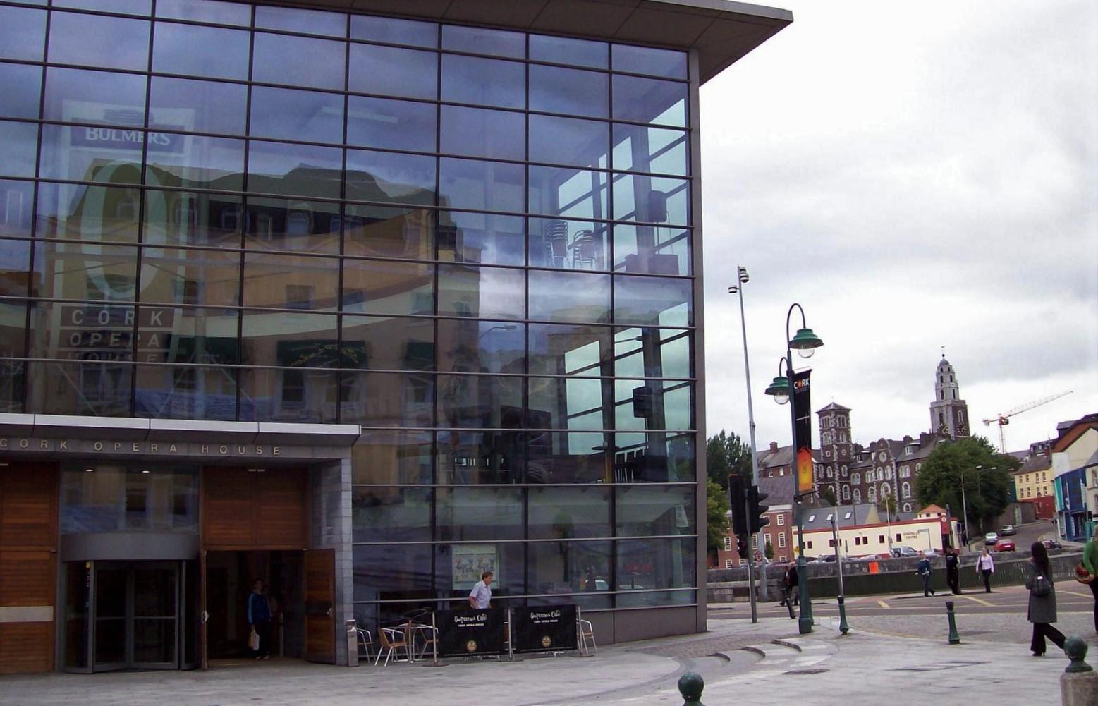 Opernhaus Cork - Irland