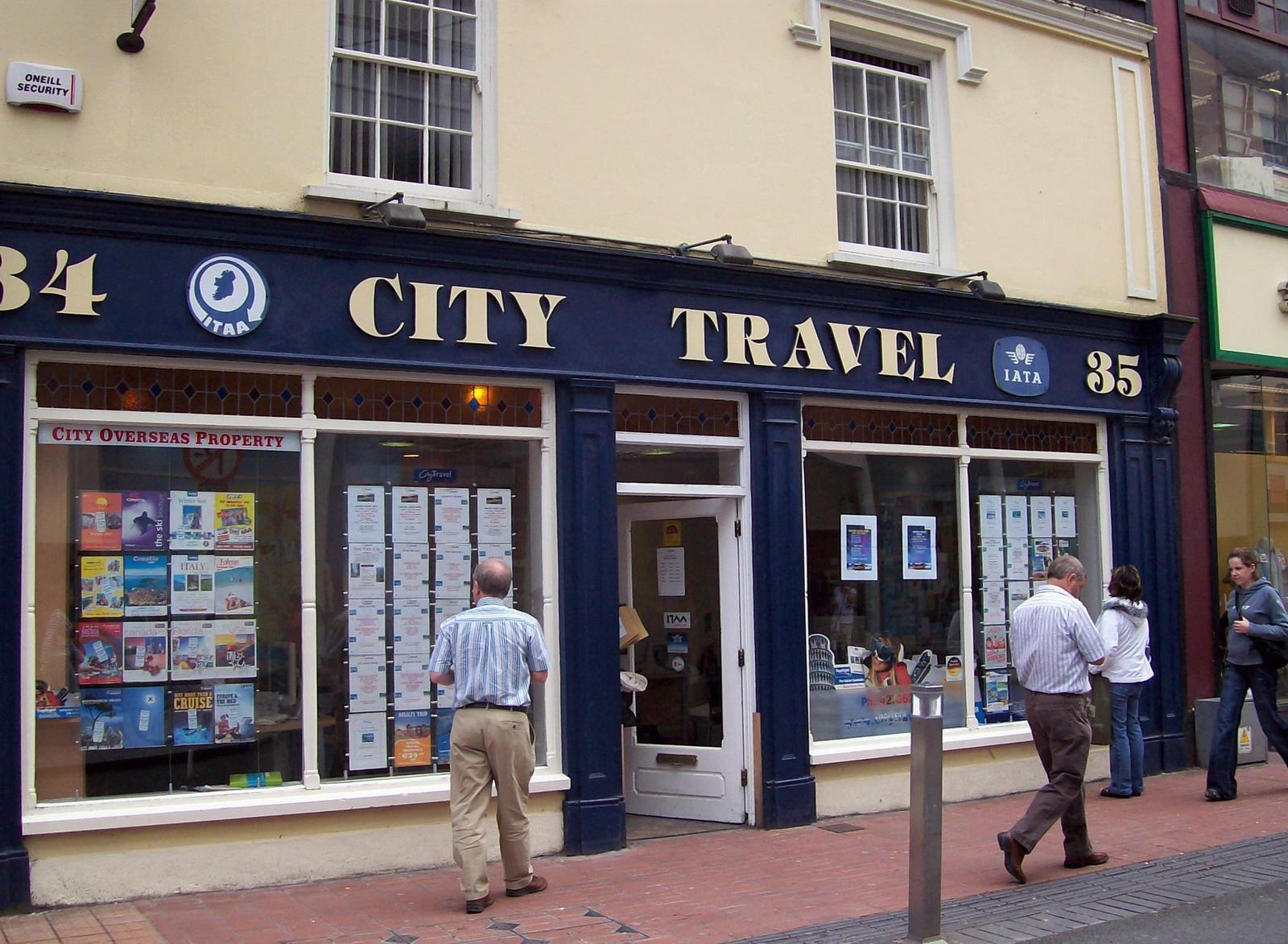 City Travel - Cork - Irland
