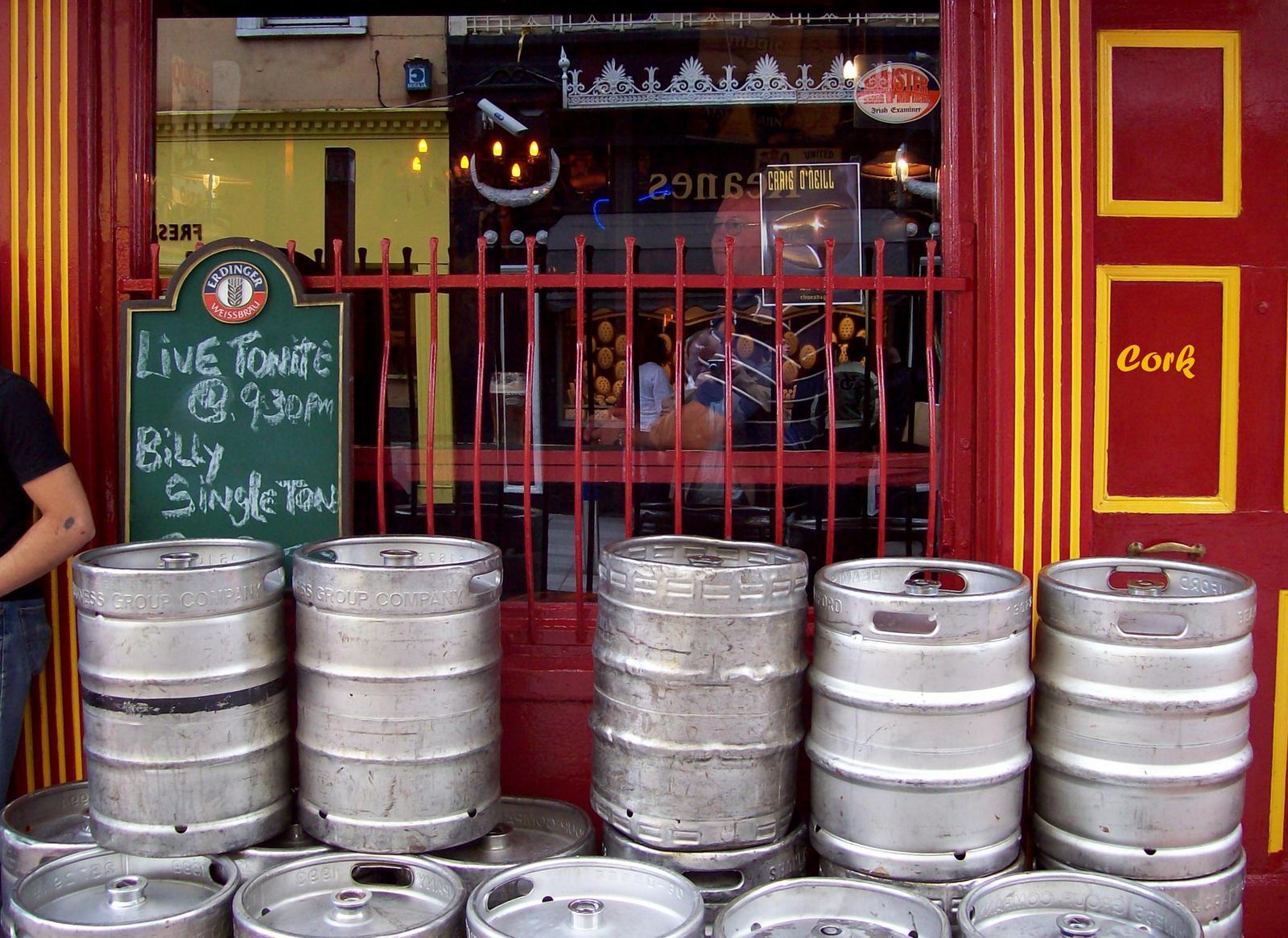 Pub An Bodhrán - Cork