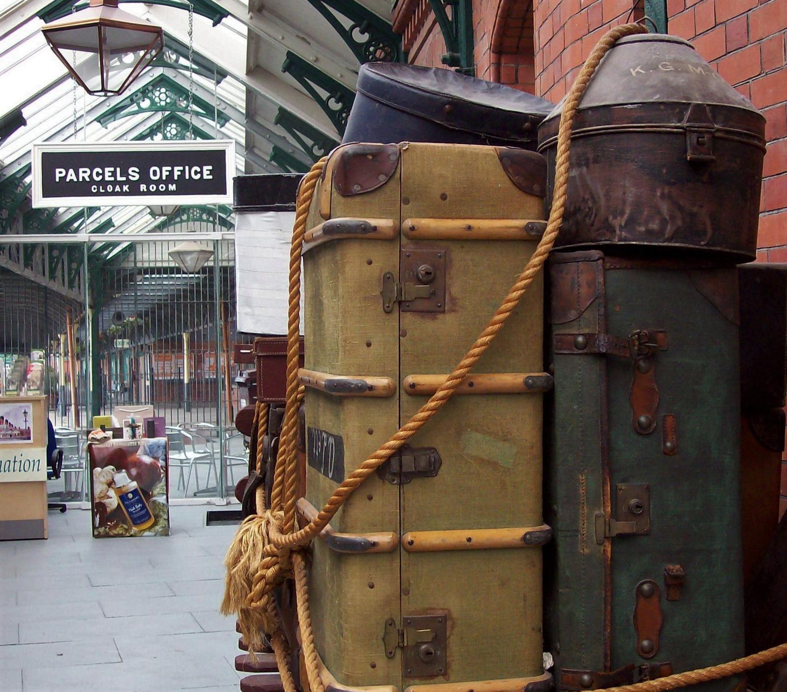 Cobh Heritage Center im ehemaligen viktorianischen Bahnhof