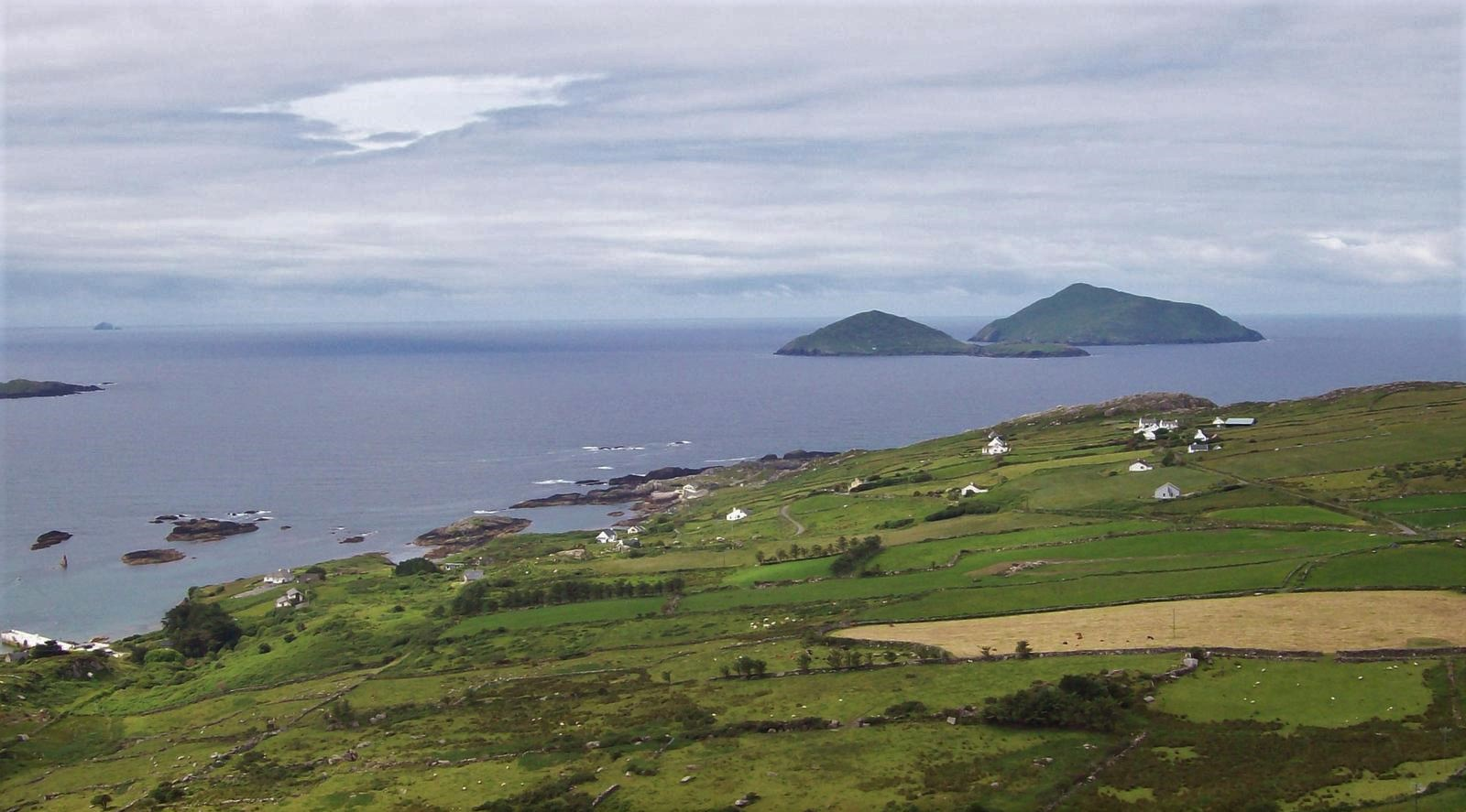 Ring of Kerry by Derrynane - Irland