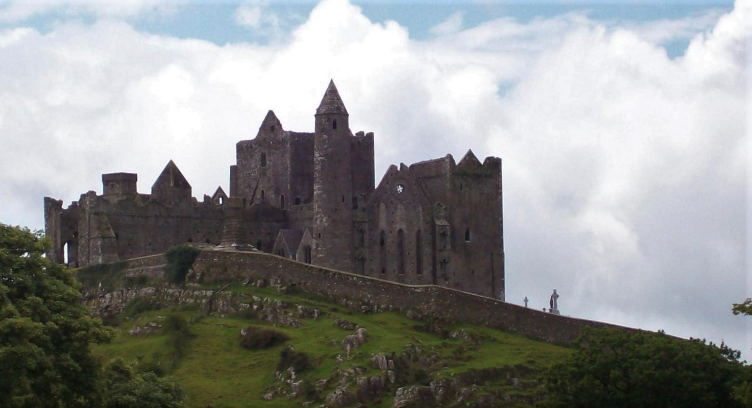 Rock of Cashel - Irland