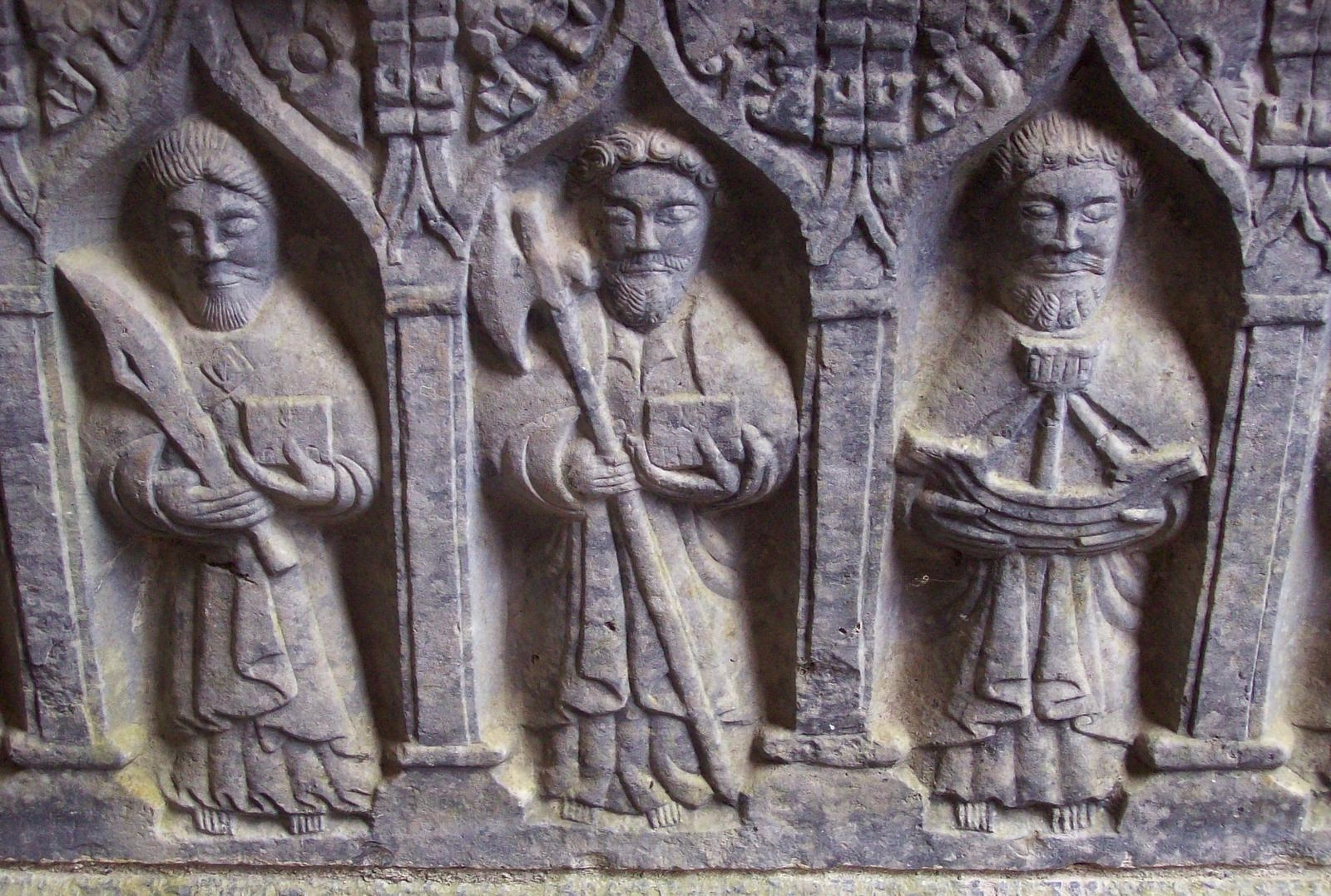 Rock of Cashel - Relief - Irland