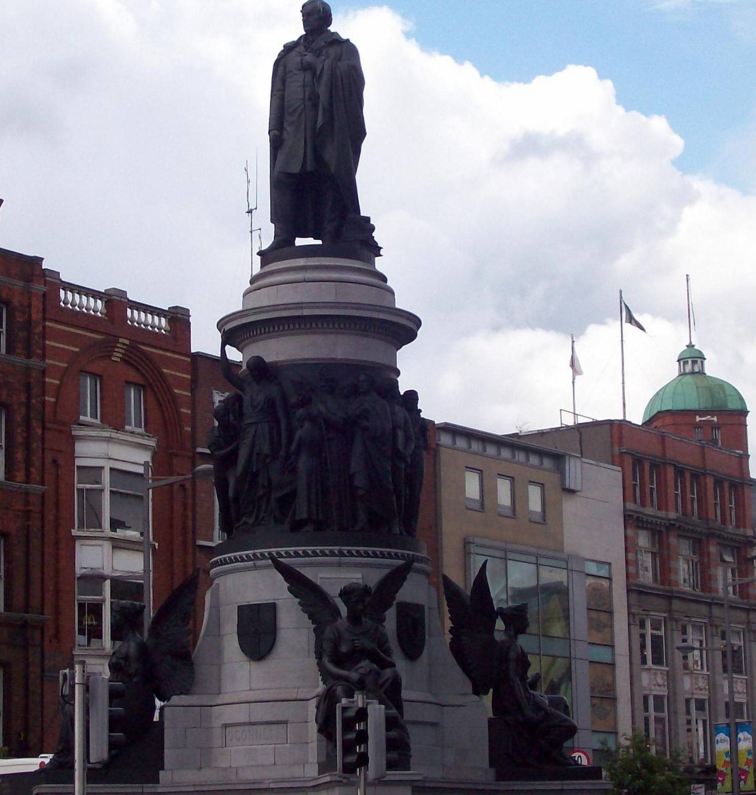 O'Connell Monument Dublin