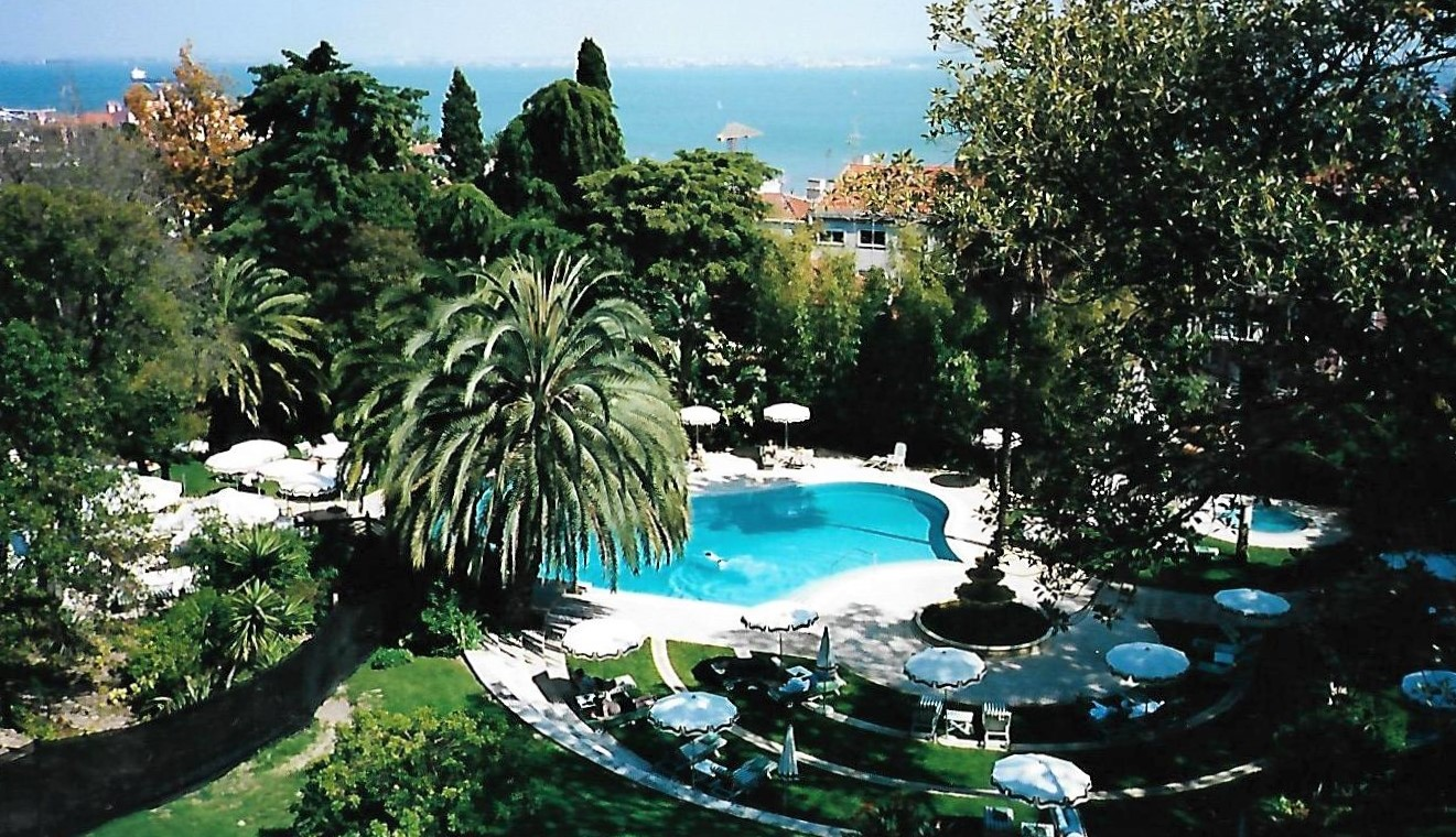 Hotel Lapa Palace - Lissabon