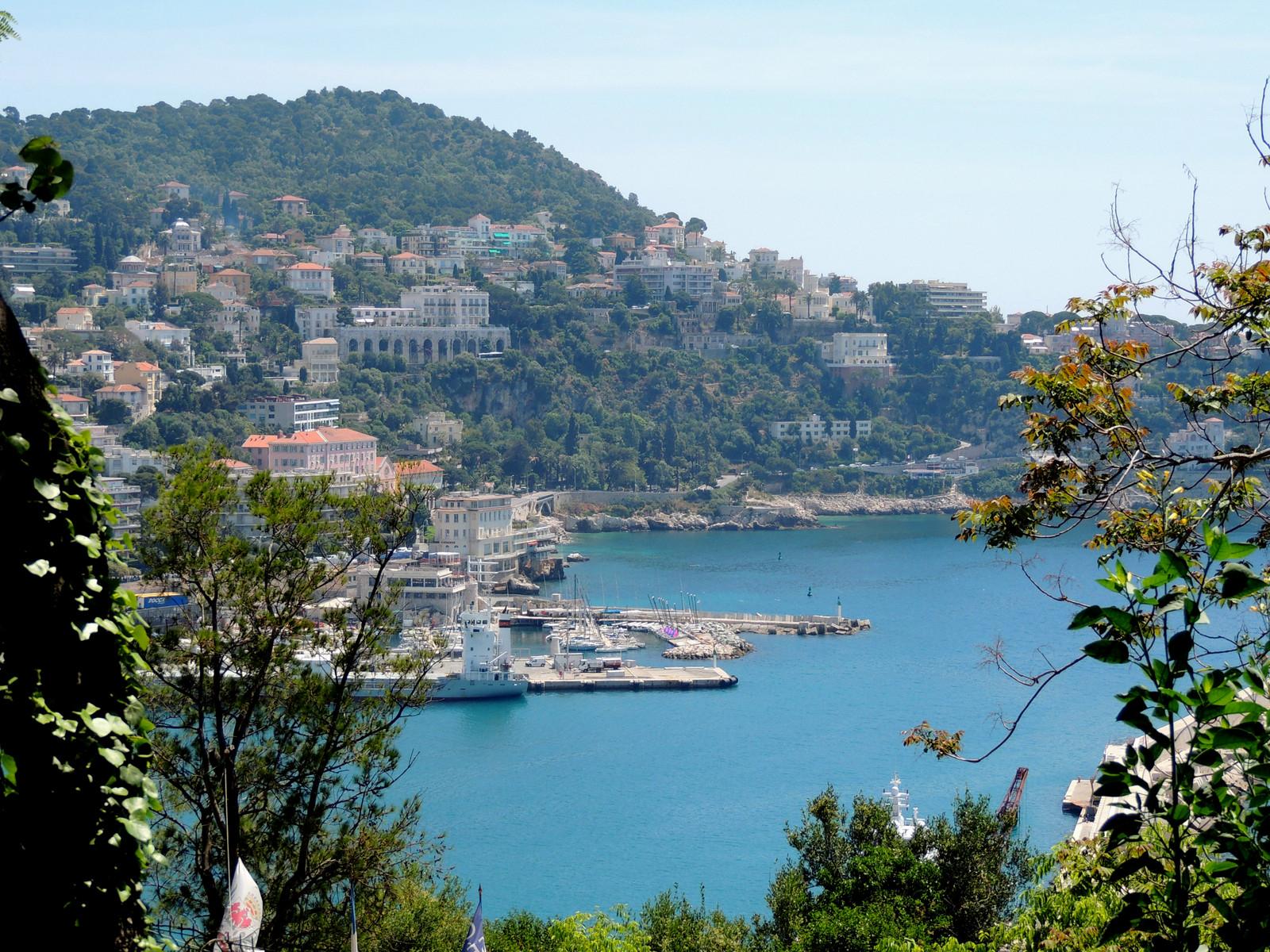 Nizza - Startpunkt unserer Kreuzfahrt auf der MS Paloma