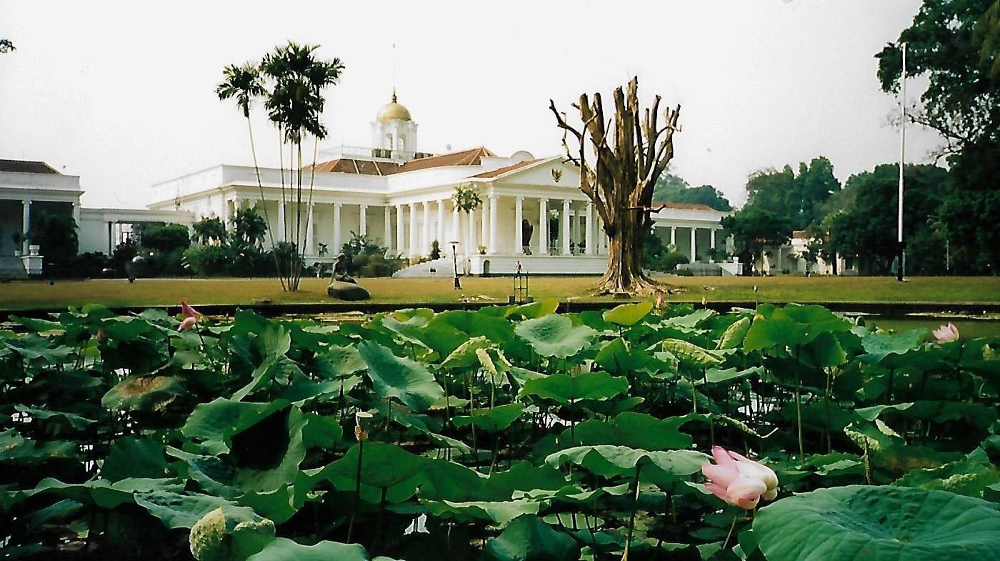 Sommerresidenz des Indonesischen Präsidenten in Bogor