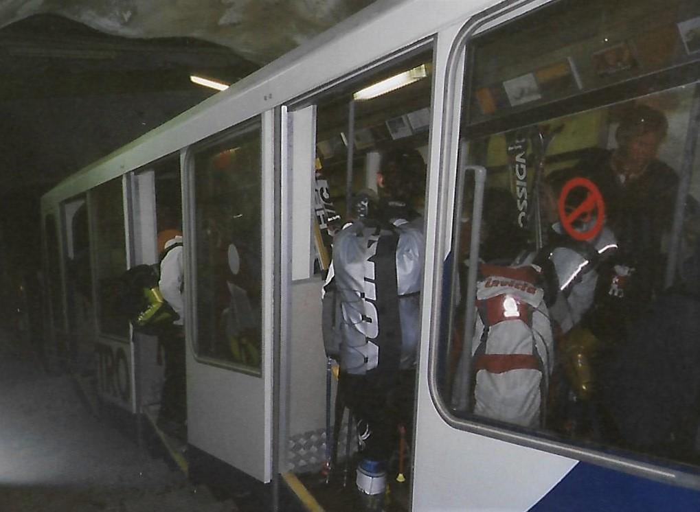 Metro Alpin - Saas Fee