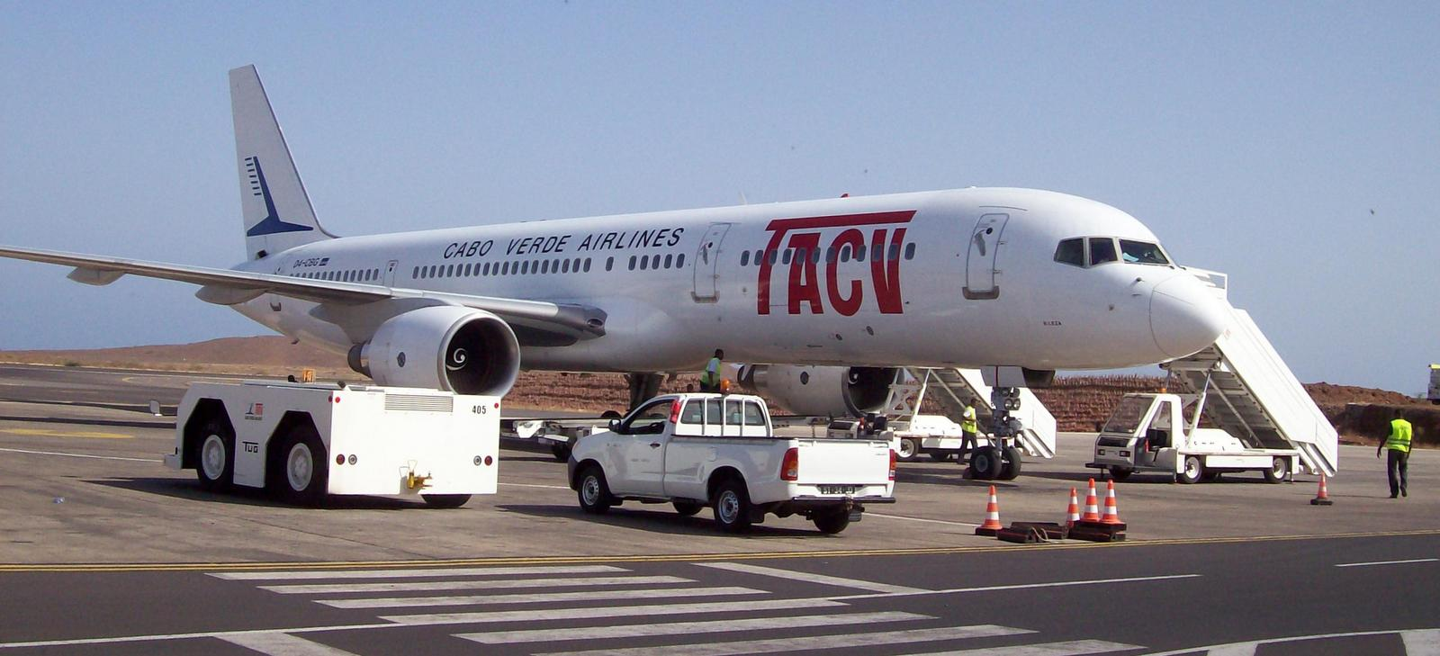 Cabo Verde Airlines TACV