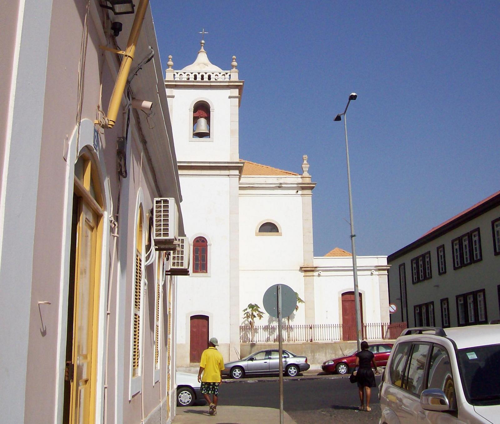 Nossa Senhora da Graca - Praia - Kapverden
