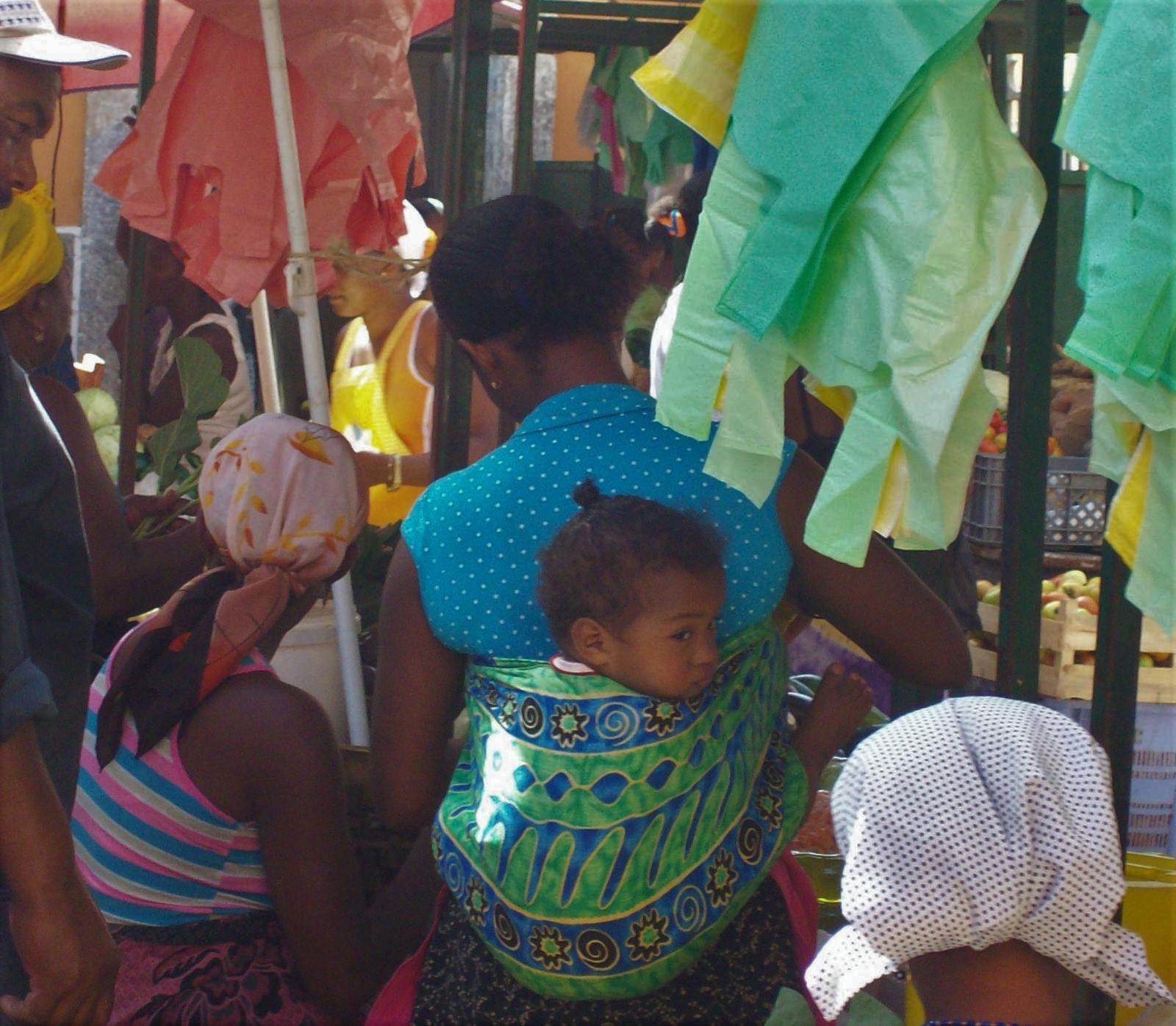 Markt in Praia - Kapverden