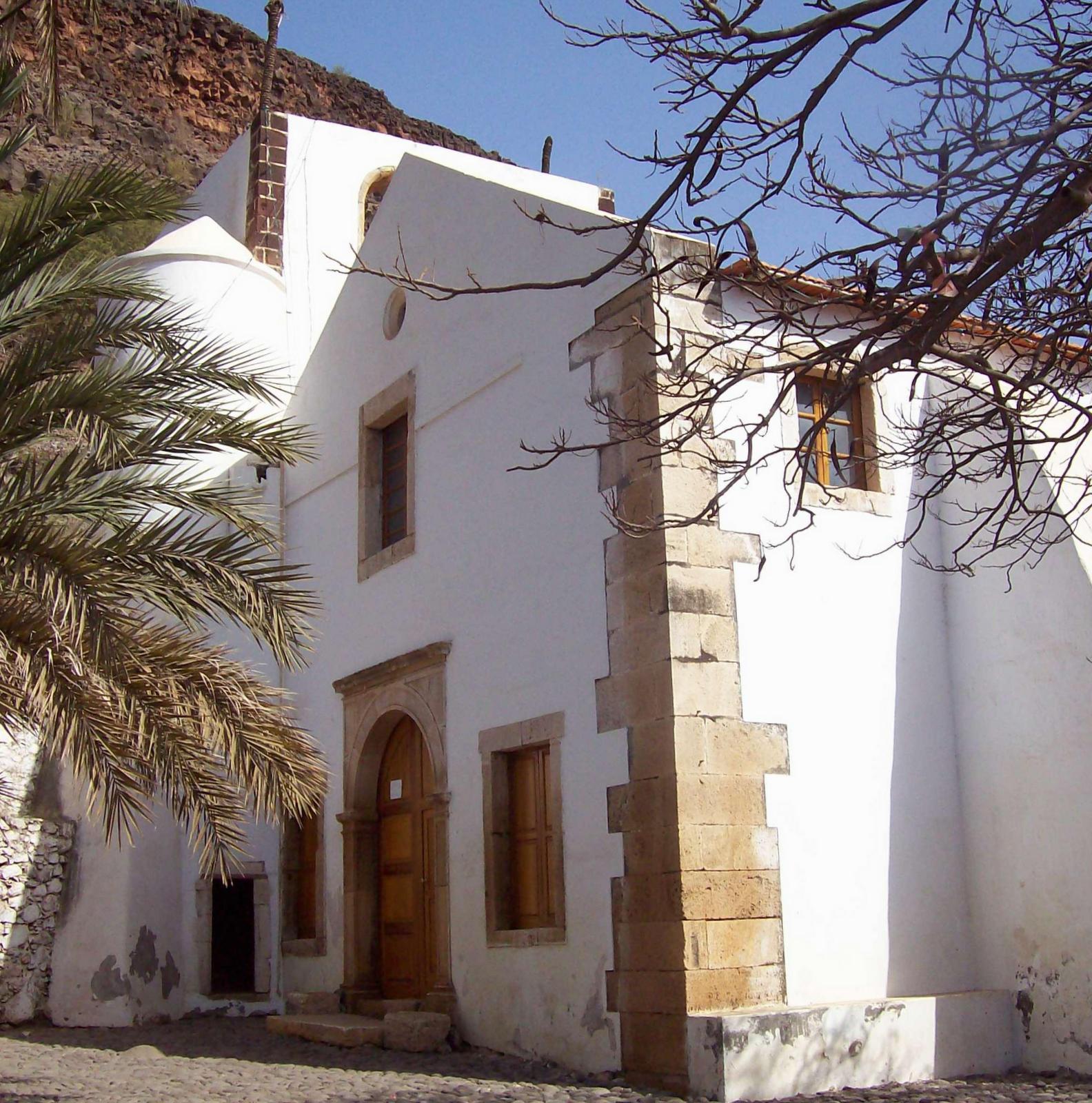Nossa Senhora do Rossário - Cidade Velha