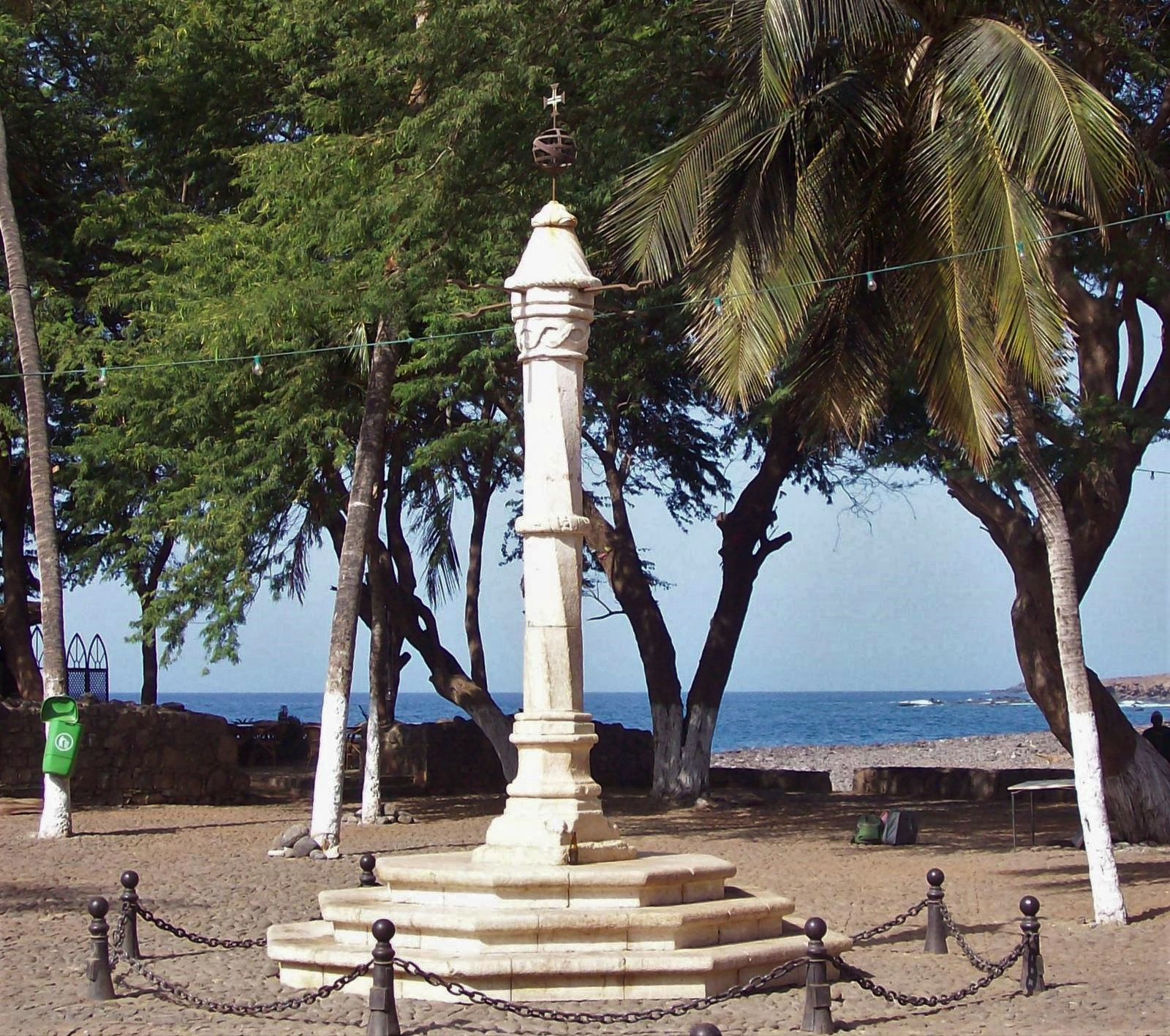 Pelourinho - Cidade Velha - Kapverden