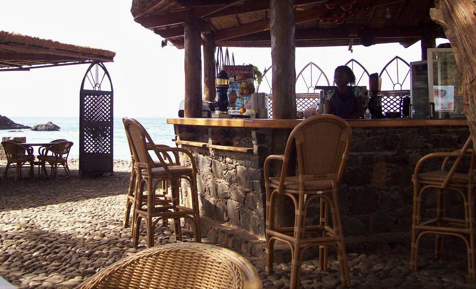 Strandcafé - Cidade Velha