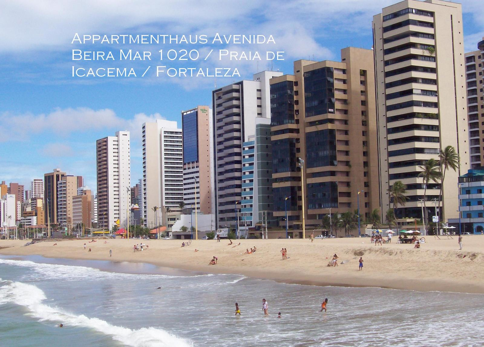Appartmenthaus Avenida Beira Mar 1020 - Fortaleza