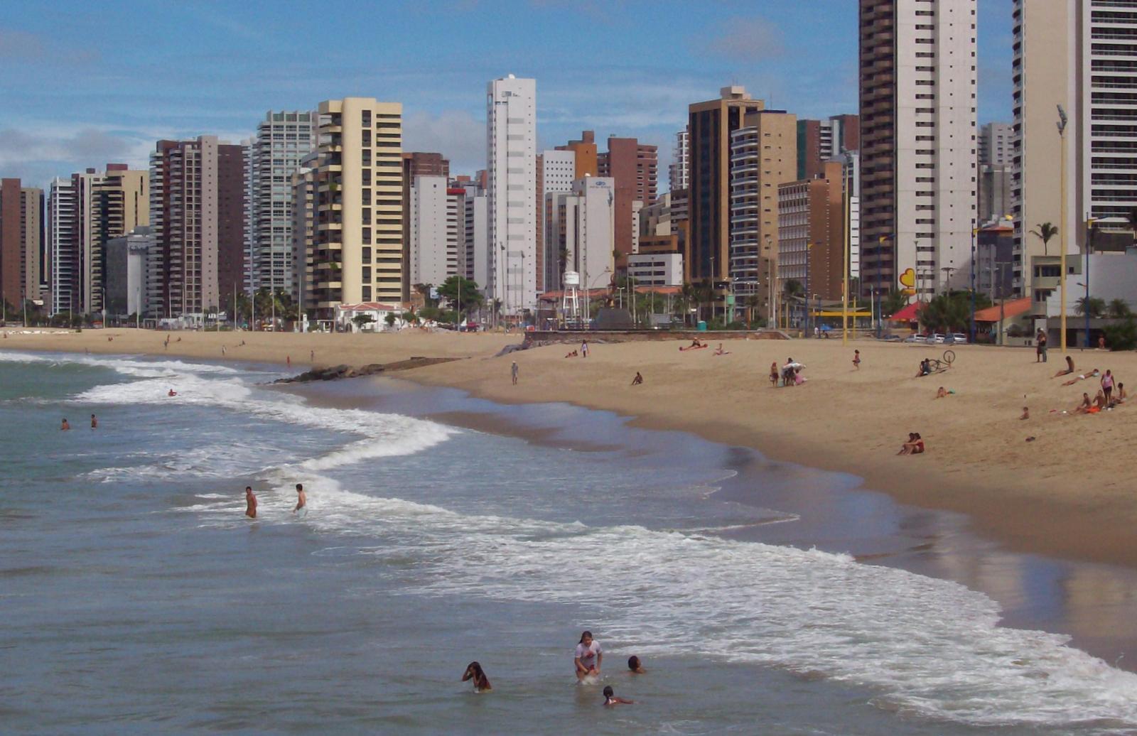Praia de Iracema - Fortaleza