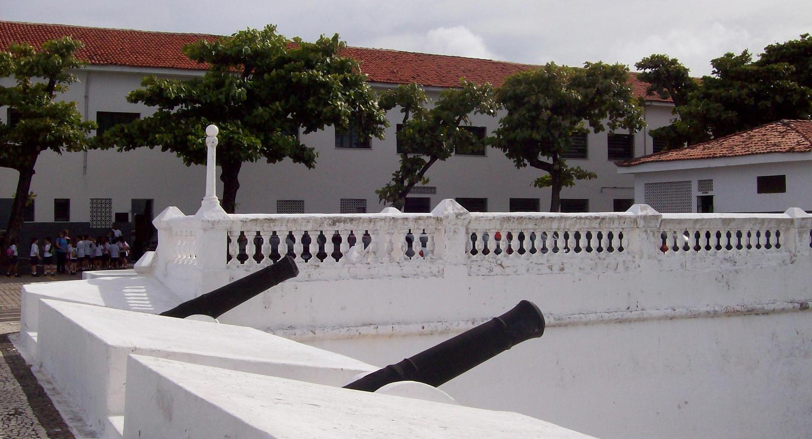Festung Nossa Senhora da Assunção - Fortaleza